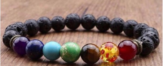 Learn about Essential oils and make a bracelet!